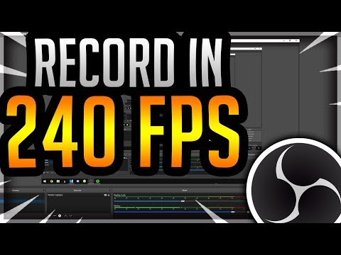 How i record with OBS - Myhiton