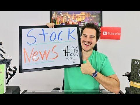 Stock Market Weekly Recap! August 19, 2017