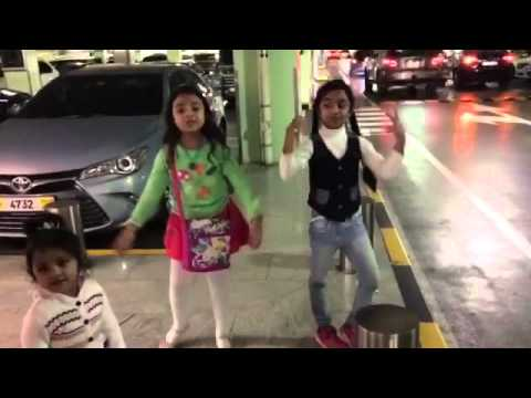 Manjari + Vrinda dancing on Song --- Maan Maa Emotion thumbnail