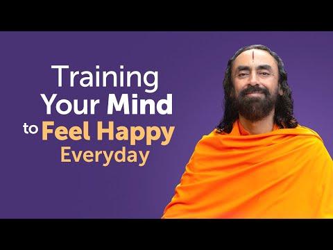 Training your Mind to Feel Happy Everyday | Swami Mukundananda