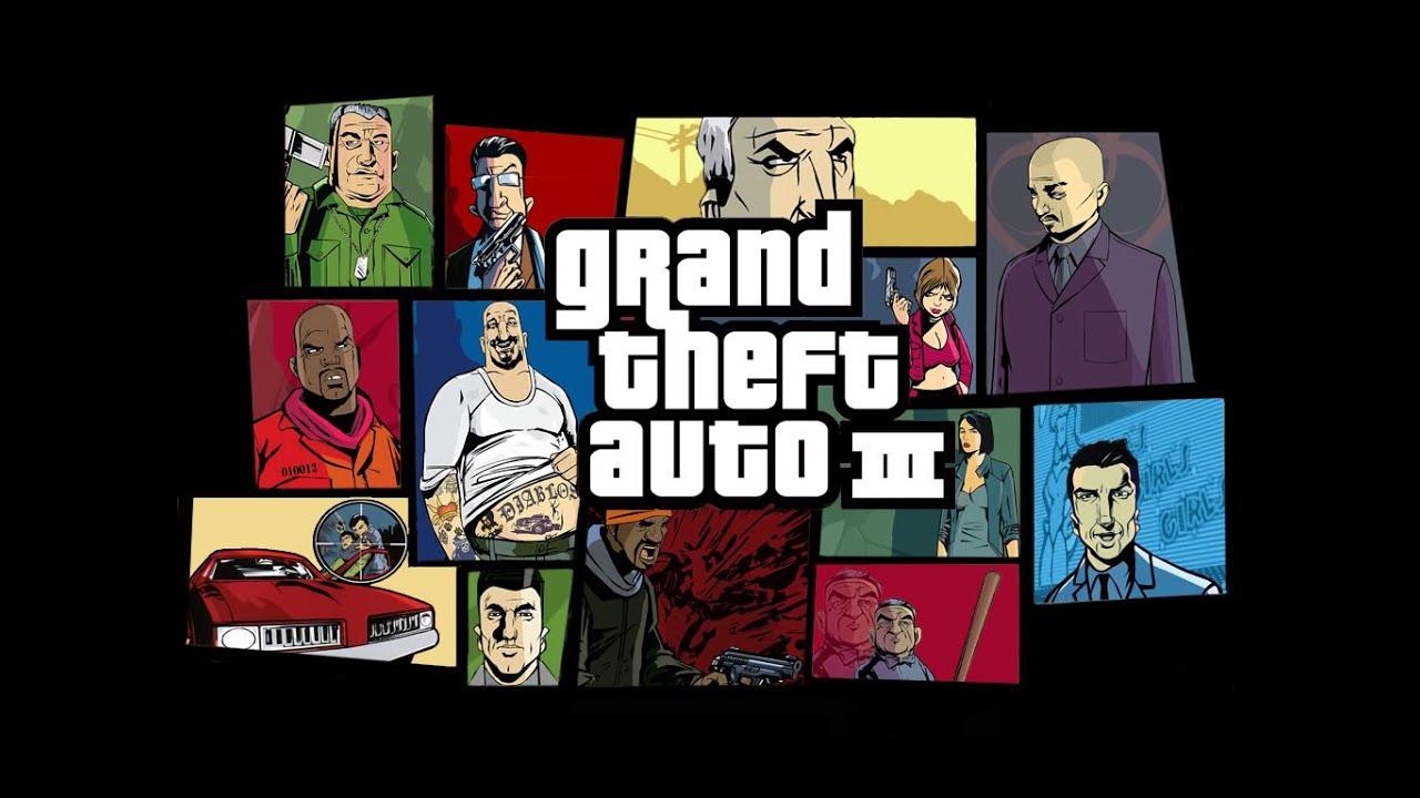 grand theft auto iii تحميل لعبة