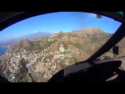 Sicily sky tour (Helicopter)