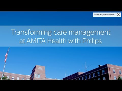 Philips Healthcare Consulting for Strategic Care Management