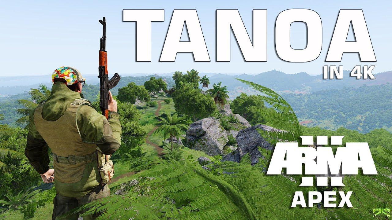 Arma  Tanoa Terrain Builder