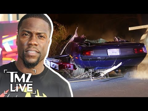 ODM - Kevin Hart Suffered 3 Spinal Fractures and Still in Intense Pain