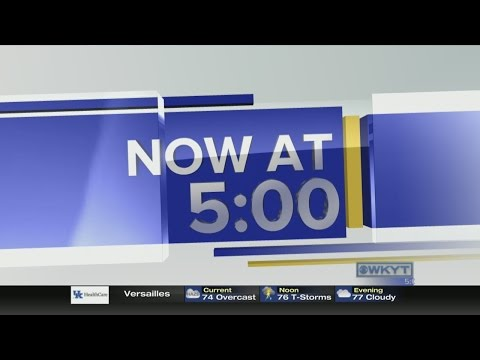WKYT This Morning at 5:30 AM on 8/17/16