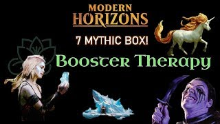 Unreal 7 Mythic Modern Horizons Box  Foil Mythic!!!