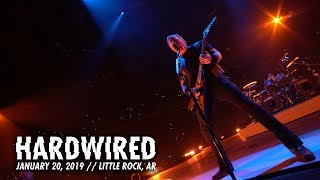Metallica: Hardwired (Little Rock, AR - January 20, 2019)