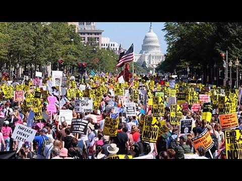 Where's the Anti-War Movement in the 'Political Revolution'?