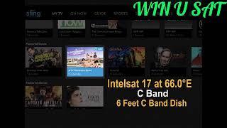 INTELSAT 17/66° FULL FREE TAMIL CHANNEL LIST