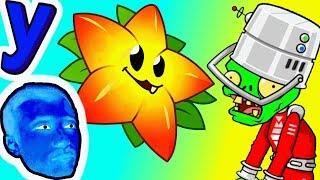ПРоХоДиМеЦ Знакомится с ФРУКТОВОЙ Звездой! #457 ИГРА для ДЕТЕЙ - Растения против ЗОМБИ 2
