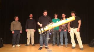Video UMSATS Stellarscope NASA Space Apps Challenge 2015 download MP3, 3GP, MP4, WEBM, AVI, FLV Juni 2018