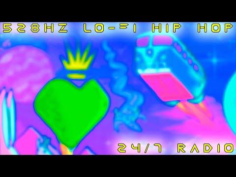 💚24/7 528Hz Lo-Fi Hip Hop💚
