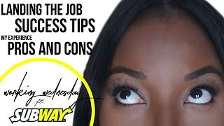 Working At Subway: Pros and Cons, Success Tips, How to land the job