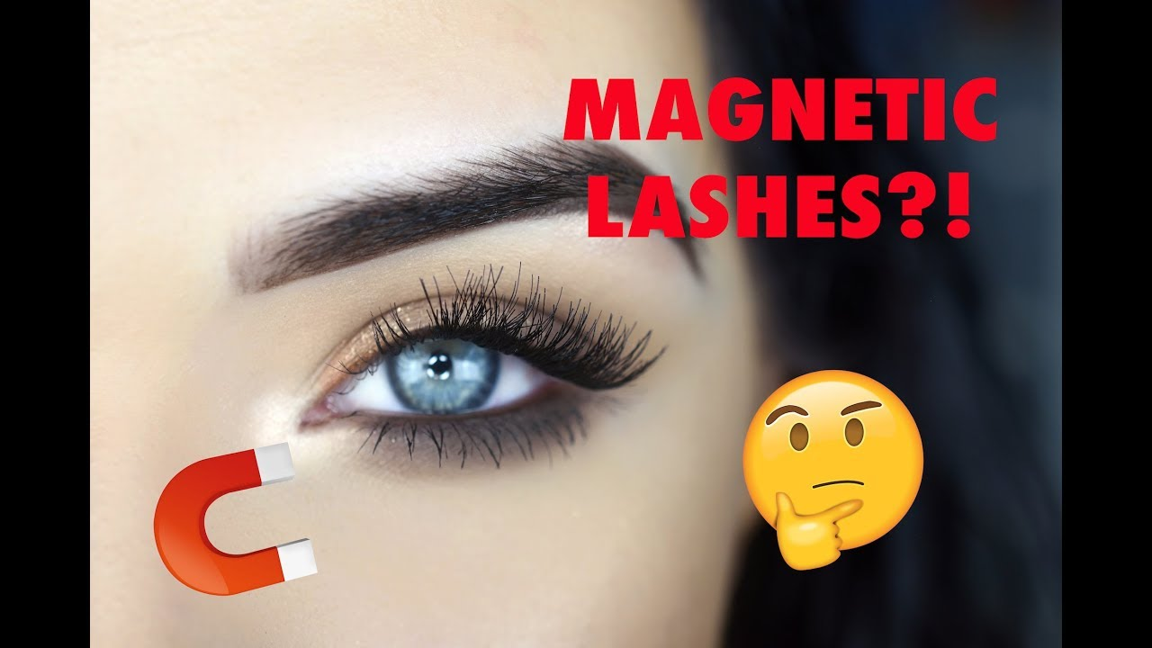 2f3569105dc NEW Ardell Magnetic Lashes | Review + How to Wear Them! - YouTube