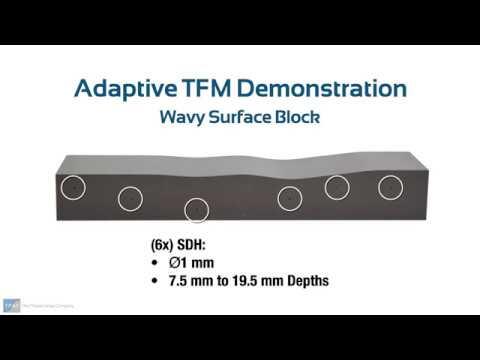 Adaptive TFM