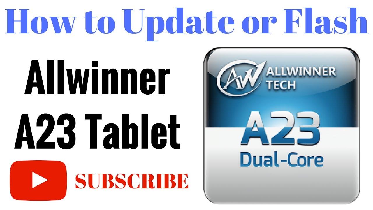 Allwinner a23 usb driver download