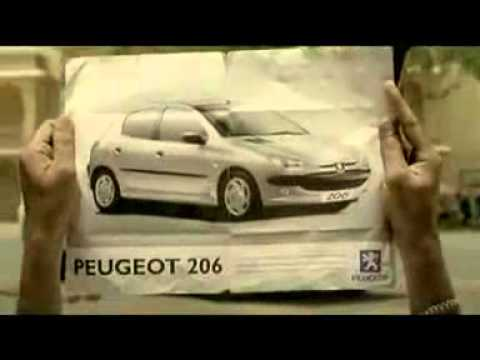 bhangra knights peugeot advert - youtube