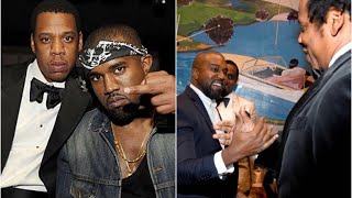 Kanye West And Jay Z Finally Reunite after Beefing for 3 Years
