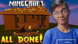 Finishing Granny's House In Minecraft #2