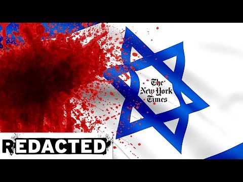 NY Times Glowingly Defends !srael's Crimes Against Humanity