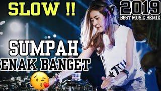 Download KARNA SU SAYANG VERSI TERBARU    DJ SLOW REMIX 2019    UBUR UBUR IKAN LELE + FREE MP3