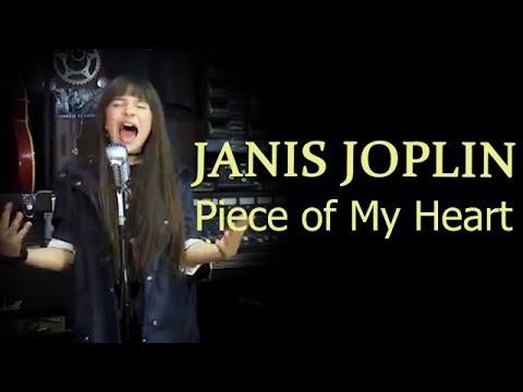 Piece of My Heart - Janis Joplin; By Andrei Cerbu & Maia Malancus