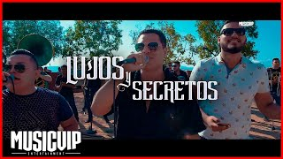 Grupo Firme - Lujos y Secretos - Ft Quinto V Imperio Ft Banda Coloso ( Video Oficial ) EXCLUSIVO