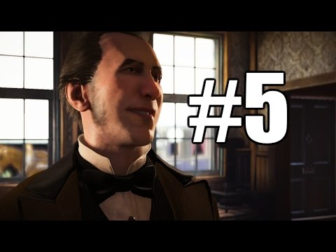 Assassins Creed Syndicate Gameplay Playthrough #5 - Freedom of the Press (PS4)