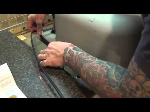 How To Seal A Kitchen Sink Without Caulk Www Sinkseal