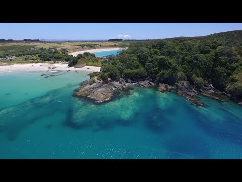 Because New Zealand is Just Awesome - Scenic Drone Footage