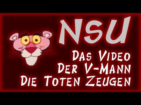 NSU - Das Video/ Der V-Mann/ Die toten Zeugen