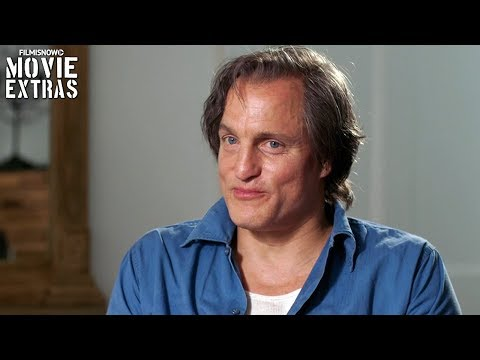 The Glass Castle | On-set visit with Woody Harrelson 'Rex'