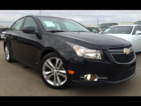 pre owned black 2012 chevrolet cruze lt turbo w 1sb. Black Bedroom Furniture Sets. Home Design Ideas