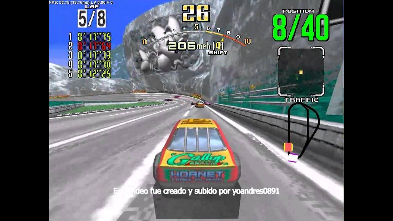 sega model 2 emulator ps2