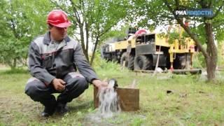 Как провести воду из скважины в дом (Видео №1)