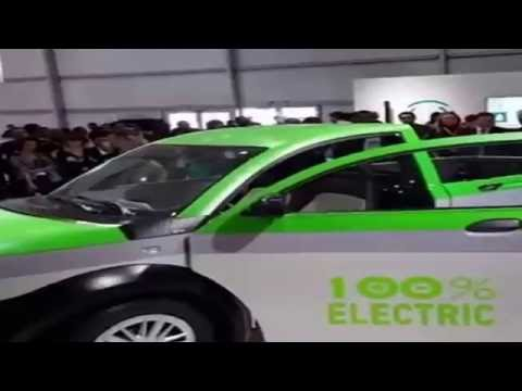Aslan Morocco's first electric vehicle