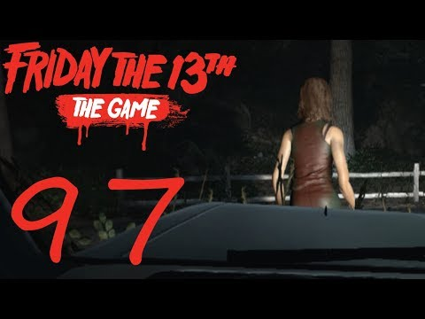 "[97] Chad Earns A ""NICE"" Bonus! (Friday The 13th The Game)"
