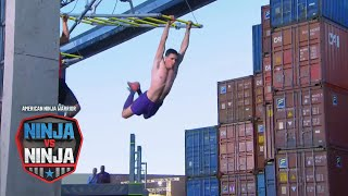 Ian Dory's Top Moments | American Ninja Warrior: Ninja Vs. Ninja