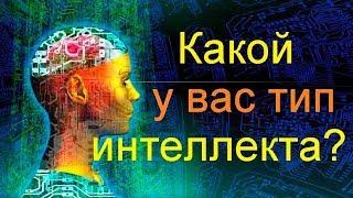 виды интеллекта: как определить свой