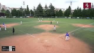 Beisbol Navarra vs CBS Sant Boi 10/04/2021 2º Partido
