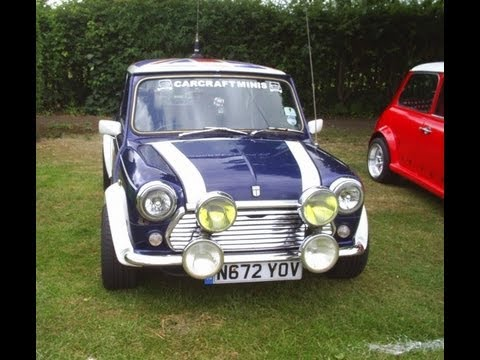 austin mini cooper mini 1300 middlewich classic car. Black Bedroom Furniture Sets. Home Design Ideas