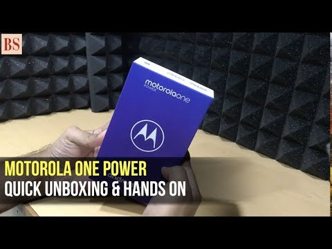 Motorola One Power review: A promising smartphone with all