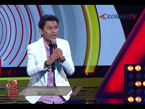 Indra Jegel: Masa Kecil yang Asyik (SUCI 6 Show 6)