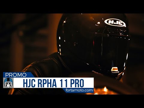 HJC RPHA 11 Pro - Official video | FortaMoto.com