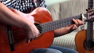 Nếu Như Ngày Đó - Lê Quyên - Acoustic Guitar Cover