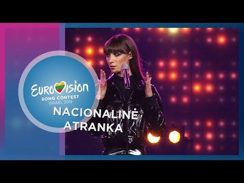 """""""Saulės kliošas"""" - """"Laiko mašina"""" - Nacionalinė Eurovizijos atranka"""