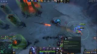 Dota 2 Live Stream NO COMMENTARY| Getting out of LP