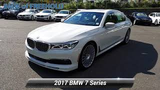 Used 2017 BMW 7 Series ALPINA B7 xDrive, Freehold, NJ BF21S014A