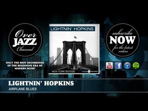 Lightnin' Hopkins - Airplane Blues (1949)